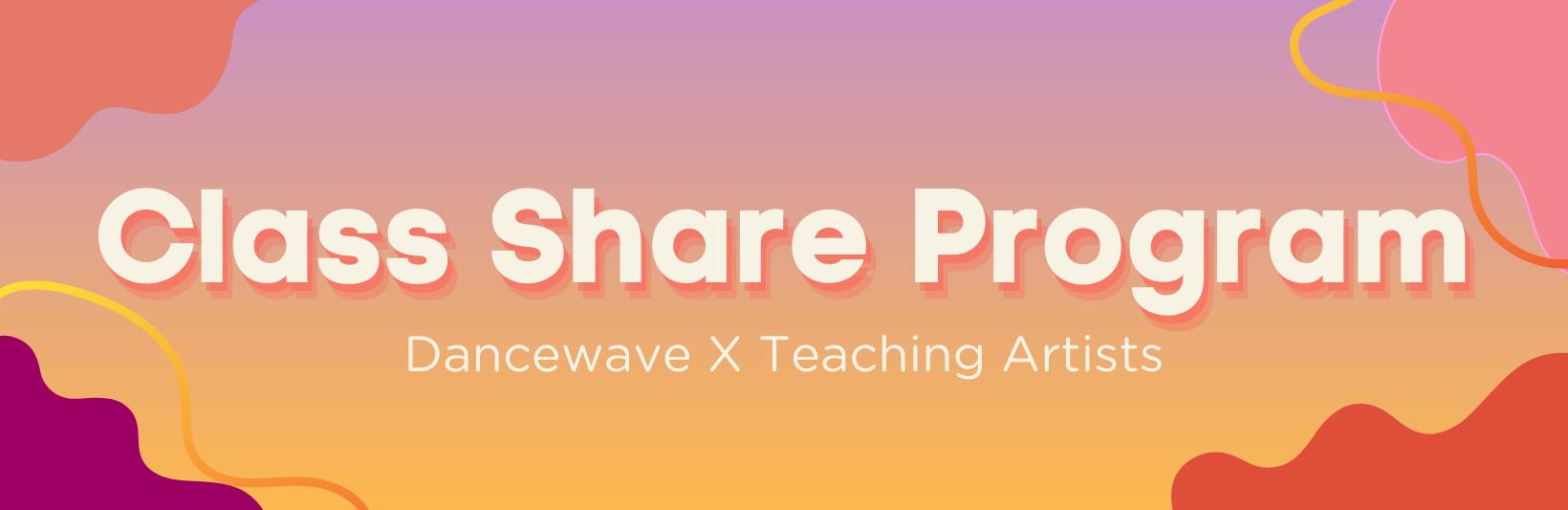 Class Share Program